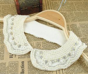 collar, women, and fashion image