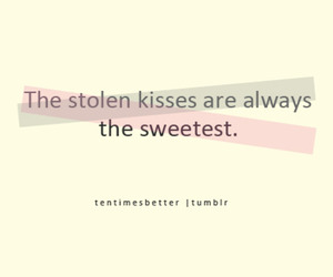 kiss, quotes, and typo image
