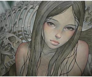 audrey kawasaki and girl image