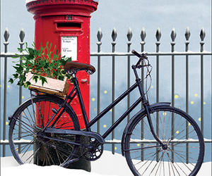 bicycle, holly, and british image
