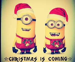 minions christmas and coming image - Minion Rush Christmas