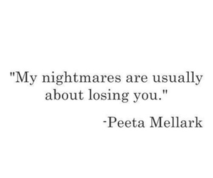 love, quote, and nightmare image