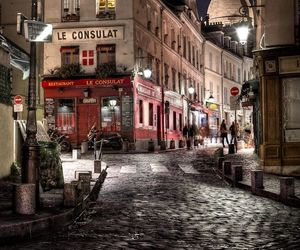paris, travelling, and monmarte image