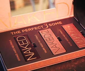 cosmetics, threesome, and naked pallete image