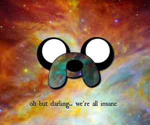 darling, infinity, and insane image