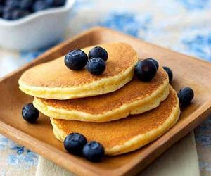 pancakes, food, and love image