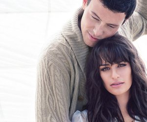 finchel and glee image