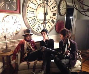 clocks, remington leith, and palaye royale image