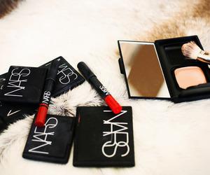 nars, make up, and girly image