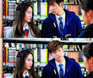 kdrama, krystal, and chan young image
