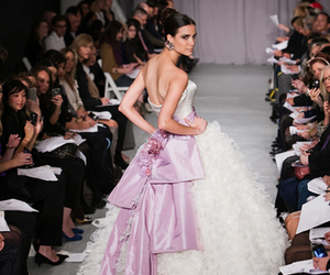 fashion and wedding gown image