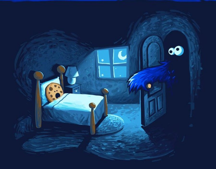 29 images about Cookie monster on We Heart It See more about