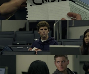 dean winchester, supernatural, and euri image