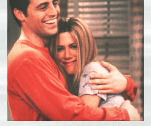 Jennifer Aniston, Joey, and f.r.i.e.n.d.s image