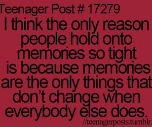 memories, teenager post, and change image