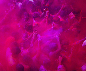 colorful, india, and happy holi image