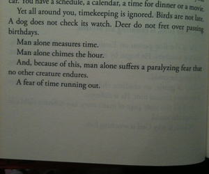 time, quotes, and book image