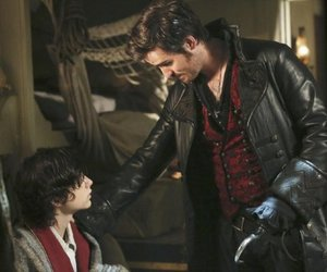 hook, capitaine crochet, and once upon a time image