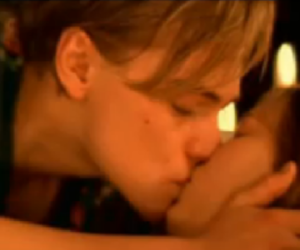 leonardo dicaprio, romeo and juliet, and romeu e julieta image