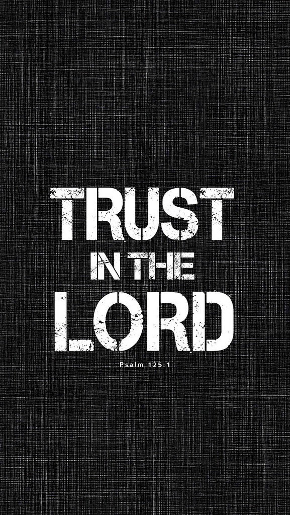Trust In Him Discovered By At Abeautifulaftermath