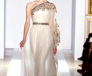 Couture, dress, and zuhair image