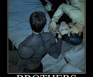 batman, bros, and brothers image