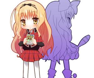 anime, tadase hotori, and tsukiyomi utau image