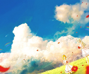 anime, scenery, and vocaloid image