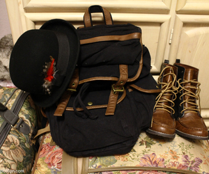 acessory, alternative, and backpack image