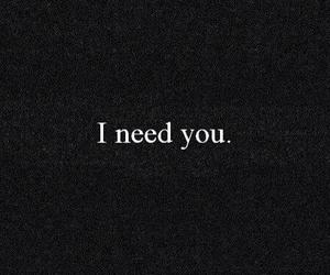 love, need, and quotes image