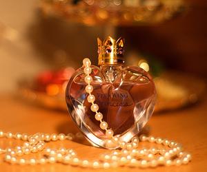 perfume, pearls, and princess image