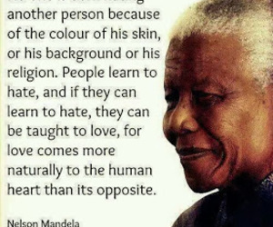 nelson mandela, quote, and rip image