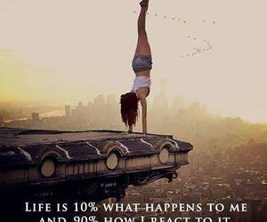 life, truth, and happen image