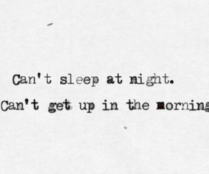 quotes, sleep, and morning image