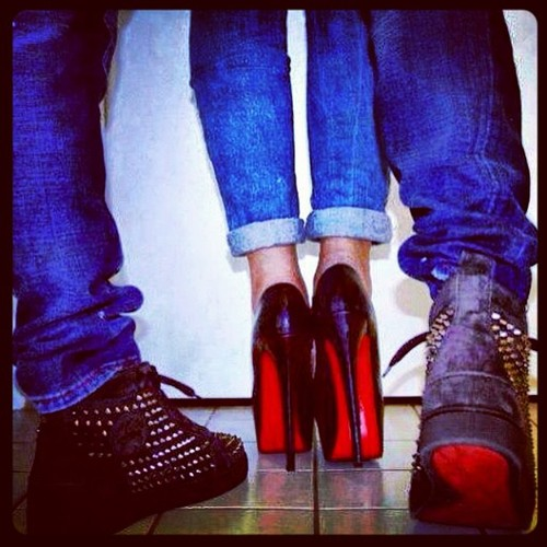 bc98a0438d4 67 images about Louboutin <3 on We Heart It | See more about shoes ...