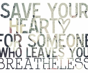 distance, mayday parade, and heart image