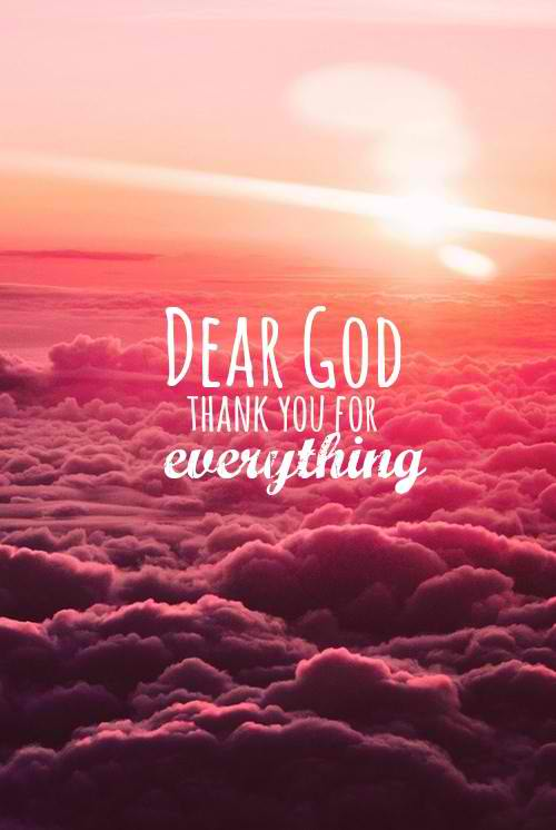 Thank you God :) shared by Gem Kristel on We Heart It