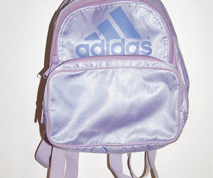 adidas, backpack, and style image
