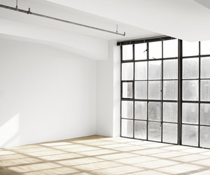 white, apartment, and light image