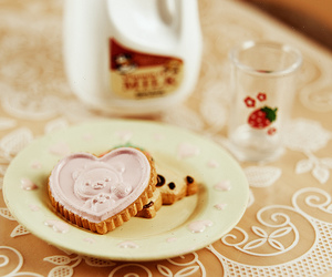 cup, miniature, and tart image