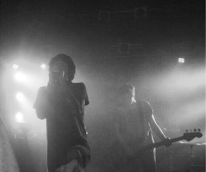 bmth, concert, and music image