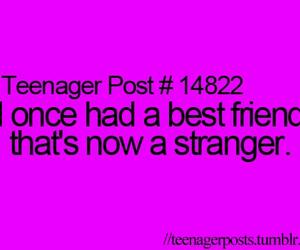 stranger, best friends, and friend image