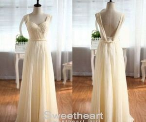 evening dress, Prom, and prom dresses image