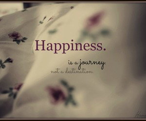 destination, flowers, and happiness image