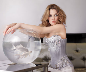 drew barrymore and mark seliger image