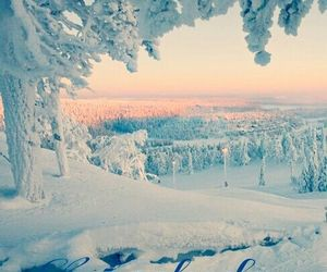 beautiful, finland, and landscape image