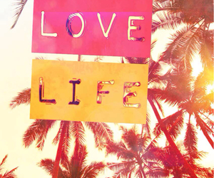 love, life, and summer image