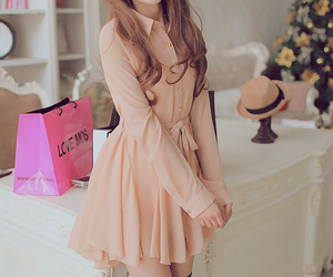 dress, elegance, and kawaii image