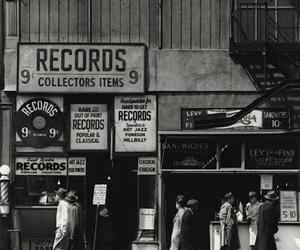 records and vintage image