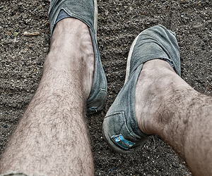 colombia, feet, and dirt image